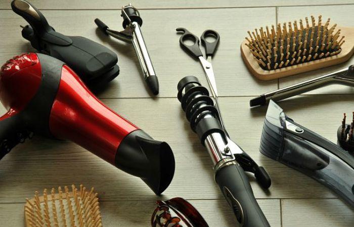 Herramientas generales de peluqueria