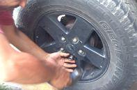 Llave de ruedas